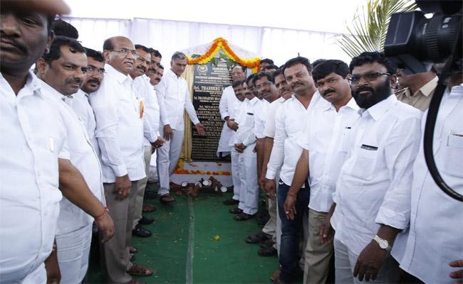 Harish Rao Talk About Reservoirs In Nalgonda - Sakshi