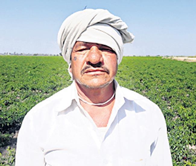 lease farmer Kopuri Punnaravu suicide - Sakshi