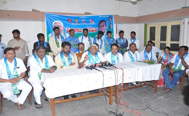 Kodandaram Slams CM KCR Governance At Karimnagar - Sakshi