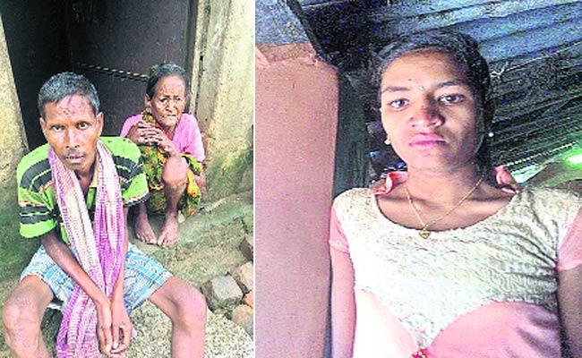 Poor Girl In Orissa - Sakshi