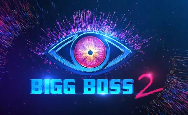Bigg Boss 2 Telugu Interesting Elimination Procedure - Sakshi