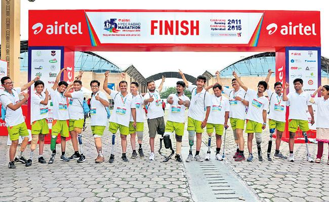 Blade Running Competitions From 25th And 26Th August - Sakshi