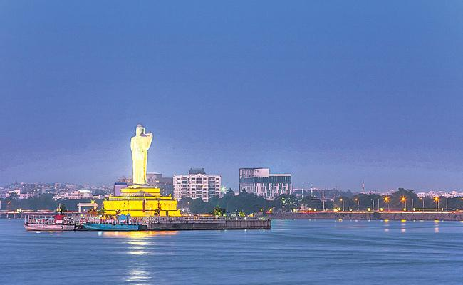 Fifth Rank For Hyderabad In Livable City - Sakshi