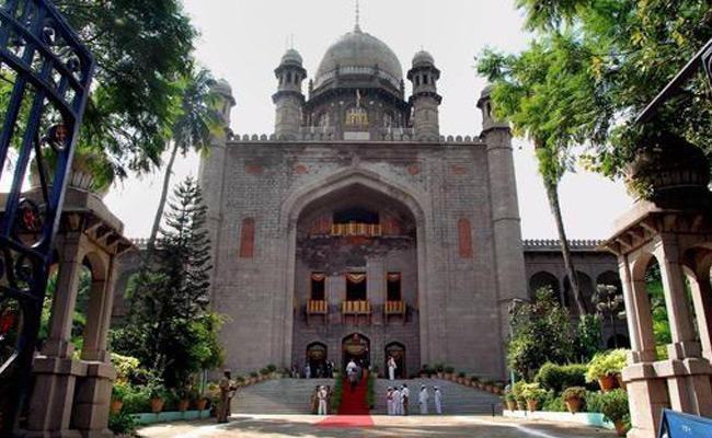 Work Pressure On Judges In Hyderabad High Court - Sakshi