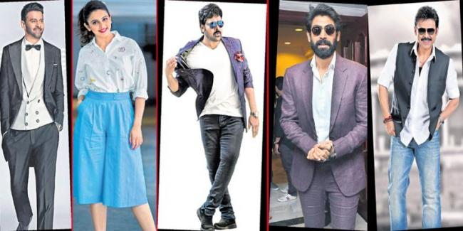 tollywood heros and heroins miss the 2018 - Sakshi