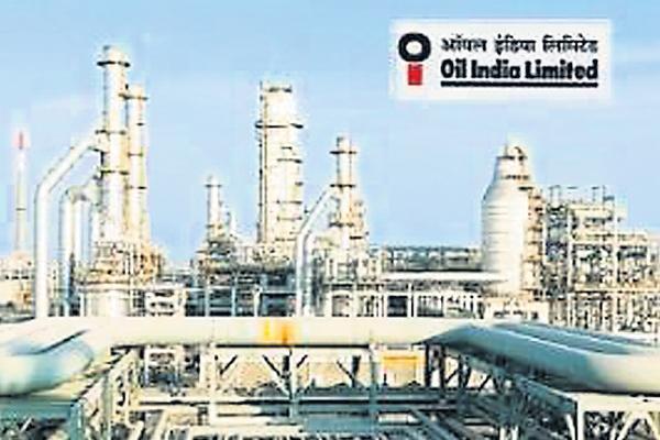 Oil India's profit up 56% - Sakshi