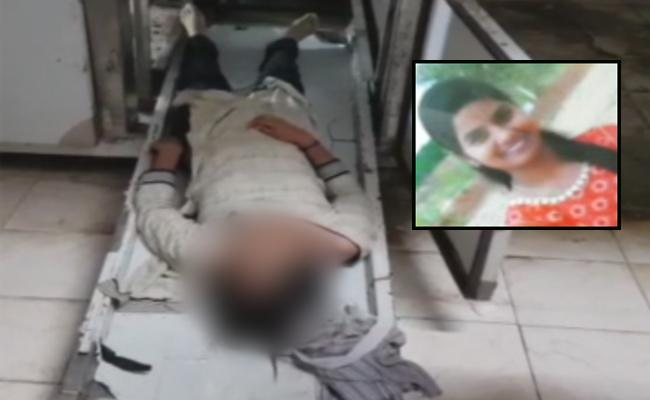 Engineering Student Suicide In Ananthapuram - Sakshi