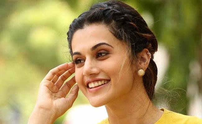 Is Tapsee Playing Lead Role In Tamil RX 100 - Sakshi