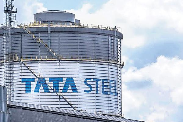 Tata Steel's Q1 profit doubles to ₹1934 crore - Sakshi