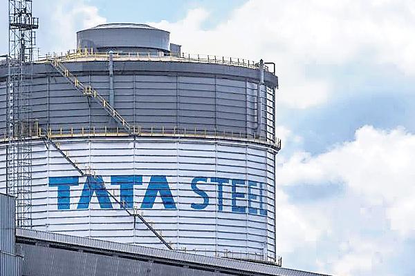 Tata Steel's Q1 profit doubles to ₹1934 crore - Sakshi