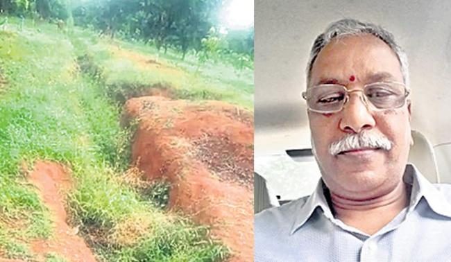 trenches to crops and industry water security - Sakshi