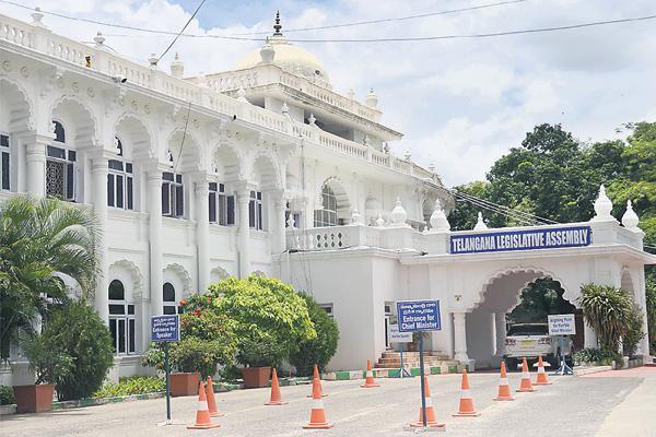 KCR to Dissolve The Assembly in September? - Sakshi