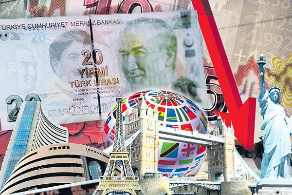 Stocks Extend Declines As Turkey's Currency Crisis Rocks Markets - Sakshi
