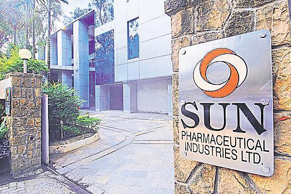 Sun Pharma gained Rs 982 crore - Sakshi