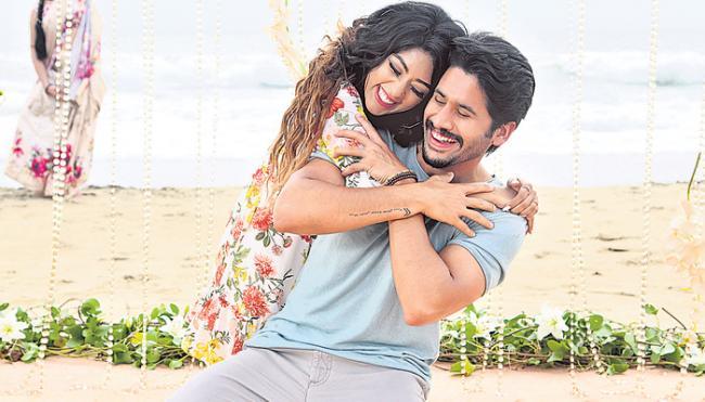 Naga chaitanya sailaja reddy alludu movie updates - Sakshi