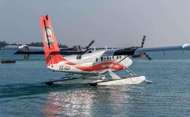 Water Airport In Chilika Lake - Sakshi