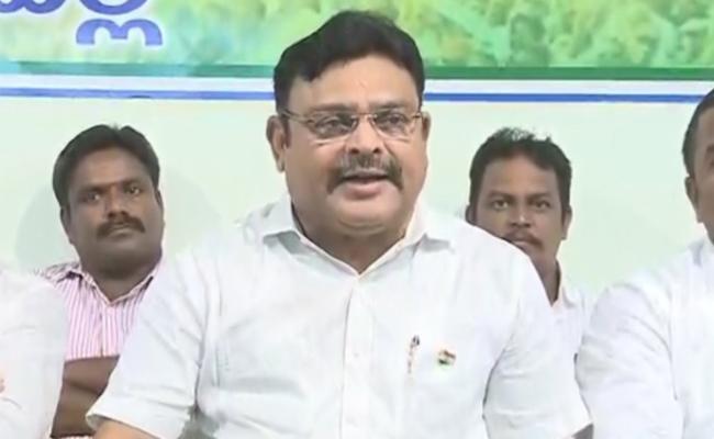 CBI Should Investigate On Illegal Mining Said By Ambati Rambabu - Sakshi