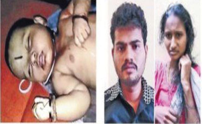 Mother Killed Child For Fornication Relation In Tamil Nadu - Sakshi