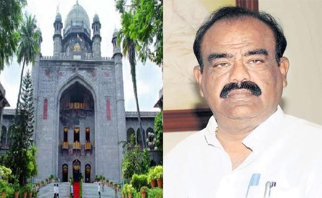 Hyderabad High Court Issues Notice To Telangana Speaker - Sakshi
