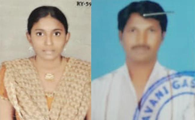 Love Couple Commits Suicide in Tenali Guntur - Sakshi