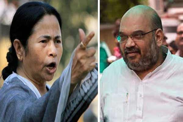 Mamata Banerjee Ask Does Amit Shah Have His Father Birth Certificate - Sakshi