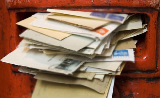 Odisha Postman Laziness - Sakshi
