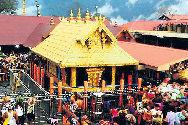 Niraputhari festival at Sabarimala as usual  - Sakshi