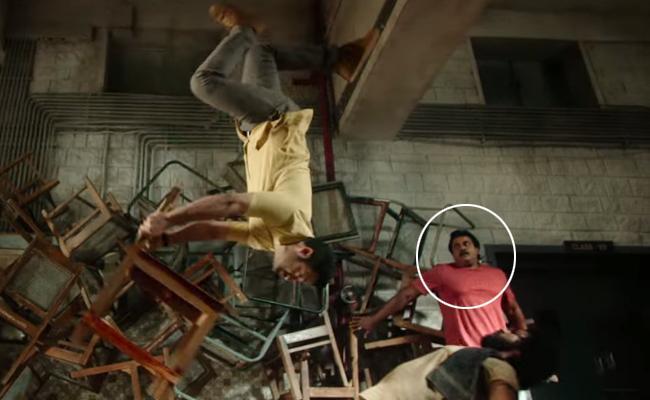 Junior NTR Aravindha sametha Teaser Blockbuster Hit - Sakshi