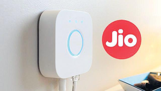 Jio GigaFiber registrations begin - Sakshi