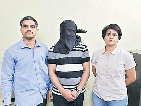 Terrorist Rehman Caught by the police - Sakshi