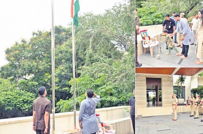 Vijayasai Reddy comments on Nara Lokesh - Sakshi