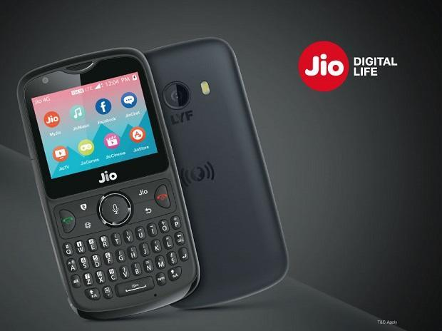 Reliance Jio Kick-Starts JioPhone 2 Flash Sale - Sakshi