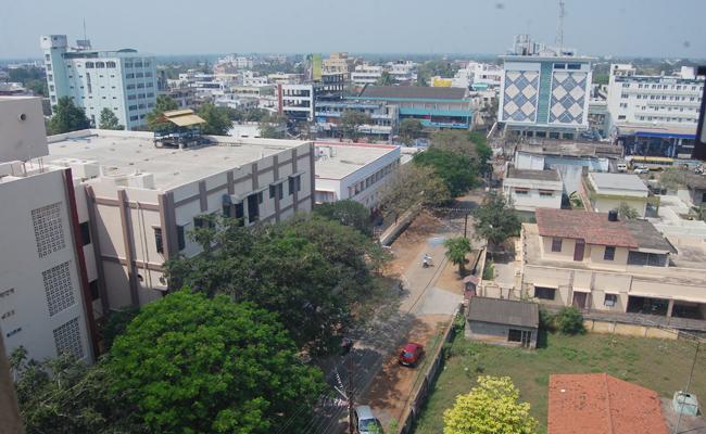Kakinada Name In Best Liveable City East Godavari - Sakshi