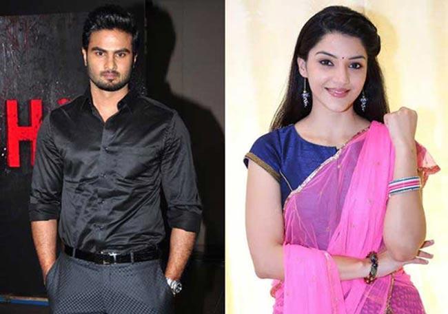 Sudheer Babu to romance Mehreen - Sakshi