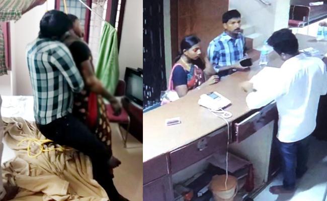 Love Couple Suicide In Hotel Temali Guntur - Sakshi
