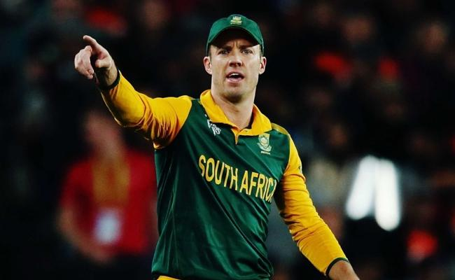 AB de Villiers Feels That Playing Away From Home Gives Pressure - Sakshi