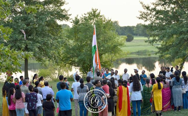 TAGKC conducts Independence Day Celebrations - Sakshi