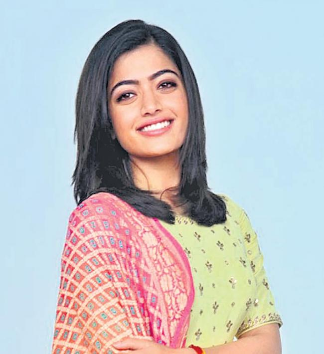 rashmika mandanna about geetha govindam - Sakshi