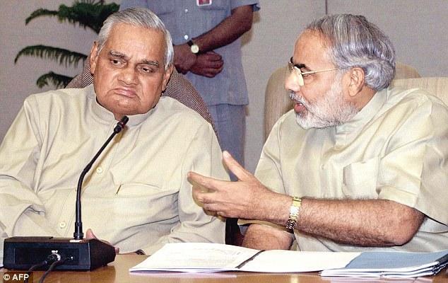 Dilli Chhod Do: When Vajpayee Asked Narendra Modi To Leave Delhi - Sakshi