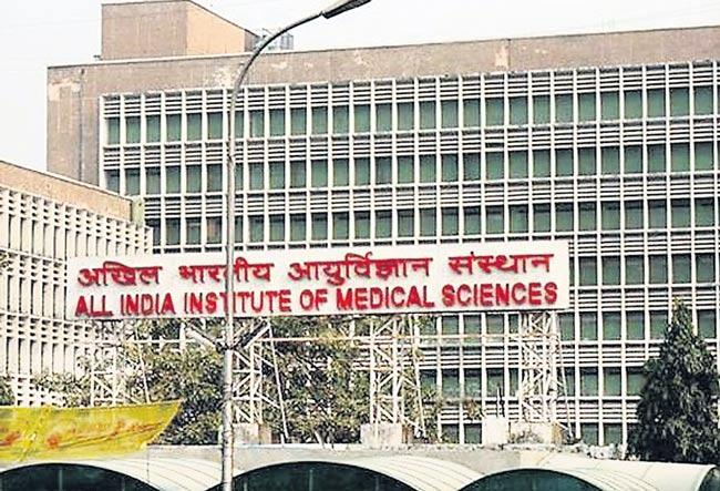 Service to him our luck ...says aiims doctors - Sakshi