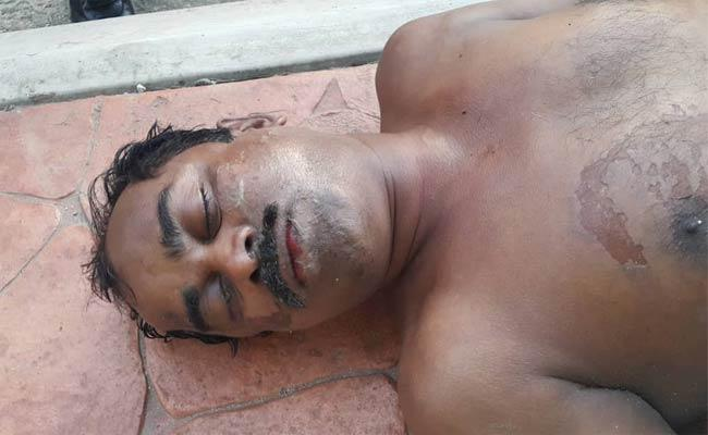NRI Dead Body Reached To Home - Sakshi