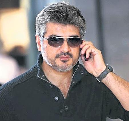 Ajith to play Amitabh Bachchan's role in Pink Tamil remake - Sakshi