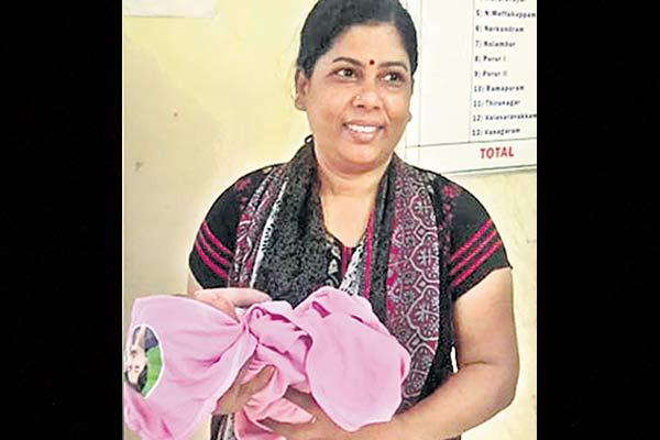 Geeta Viral on social media in chennei - Sakshi