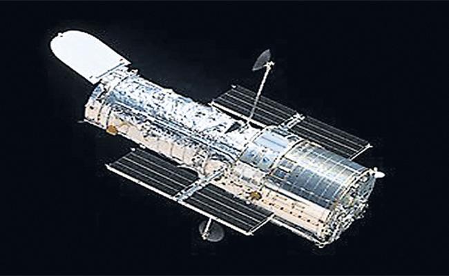 NASA Habul Space Telescope Stars Photos - Sakshi