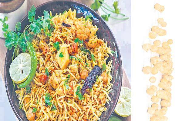 Health food with senagalu - Sakshi