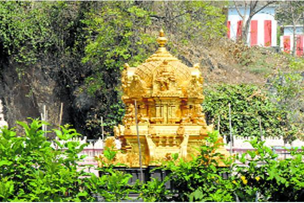 Shocking Allegations On Durga Temple Board  - Sakshi