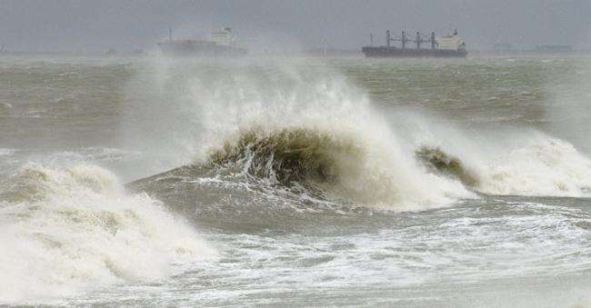 Weather Warning To Coastal District People - Sakshi