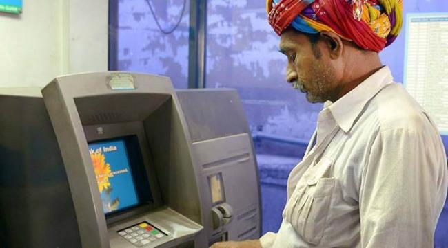 No ATM To Be Refilled After Nine Pm From February - Sakshi