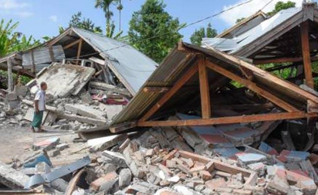 Earthquake In Indonesia - Sakshi