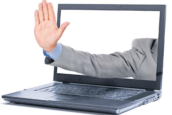 Internet block in digital India - Sakshi
